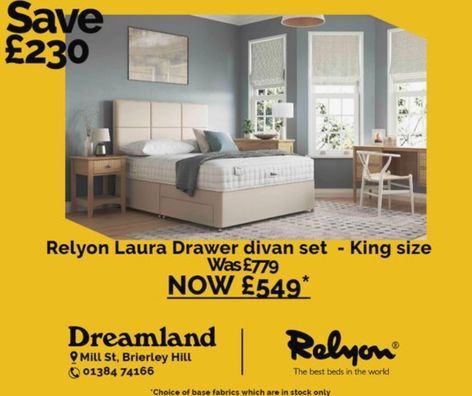relyon laura on sale now